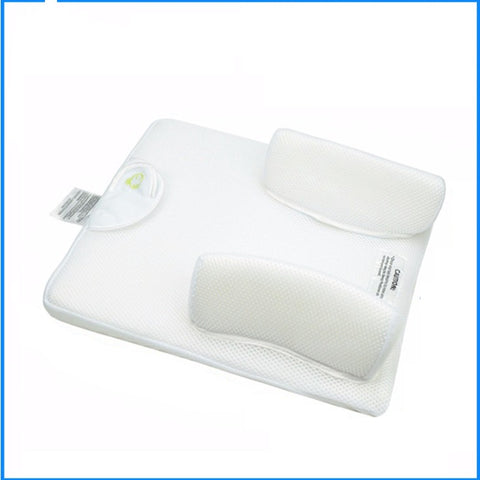 Image of Newborn Baby Sleep Fixed Position And Anti Roll Pillow