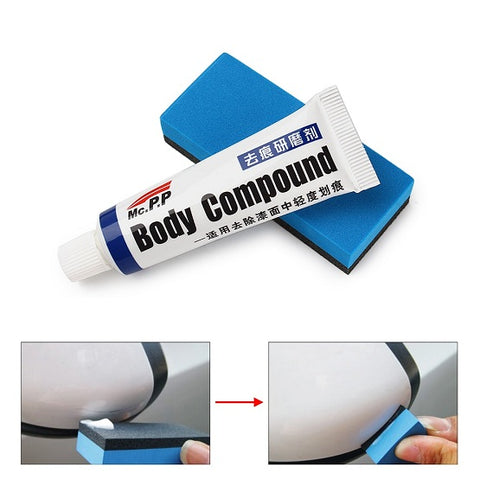 Image of Car Scratch Repair Body Compound