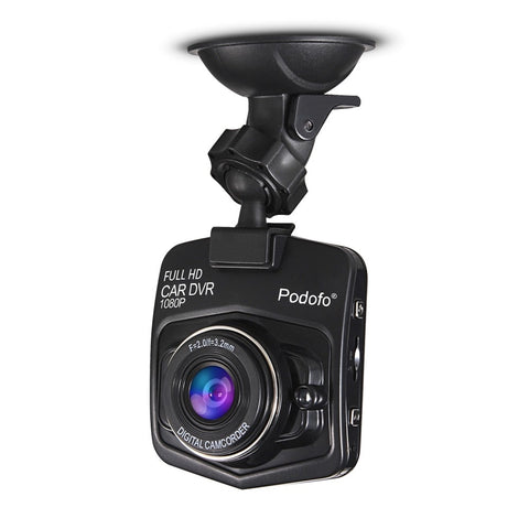 Image of CAR GT300 Full 1080p HD DVR Dash Camera With Night Vision