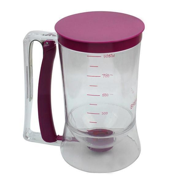 BPA-Free Pancake Dispenser Funnel