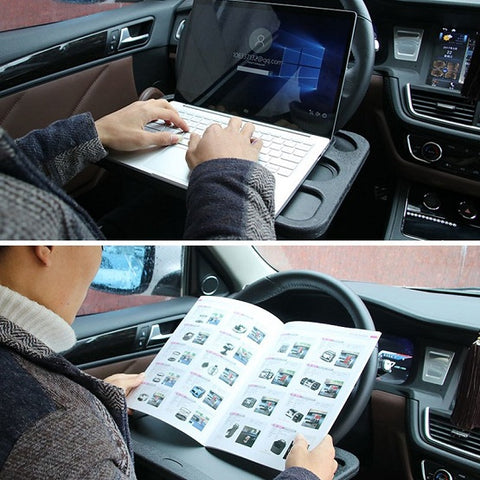 Image of MULTIFUNCTION CAR WHEEL DESK
