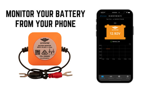 Bluetooth Battery Monitor