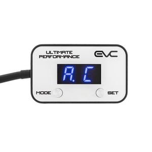 EVC Throttle Controller to suit Chevrolet Silverado 2019-2021, ALL ENGINES