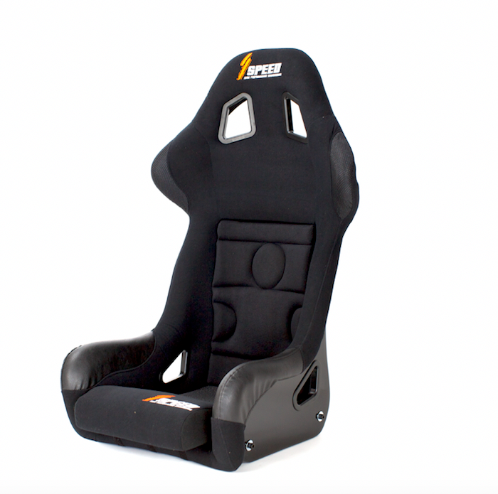 SPEED CARBON FIBER RACING SEAT: WILDCAT XX AND TRACKER XTR1000