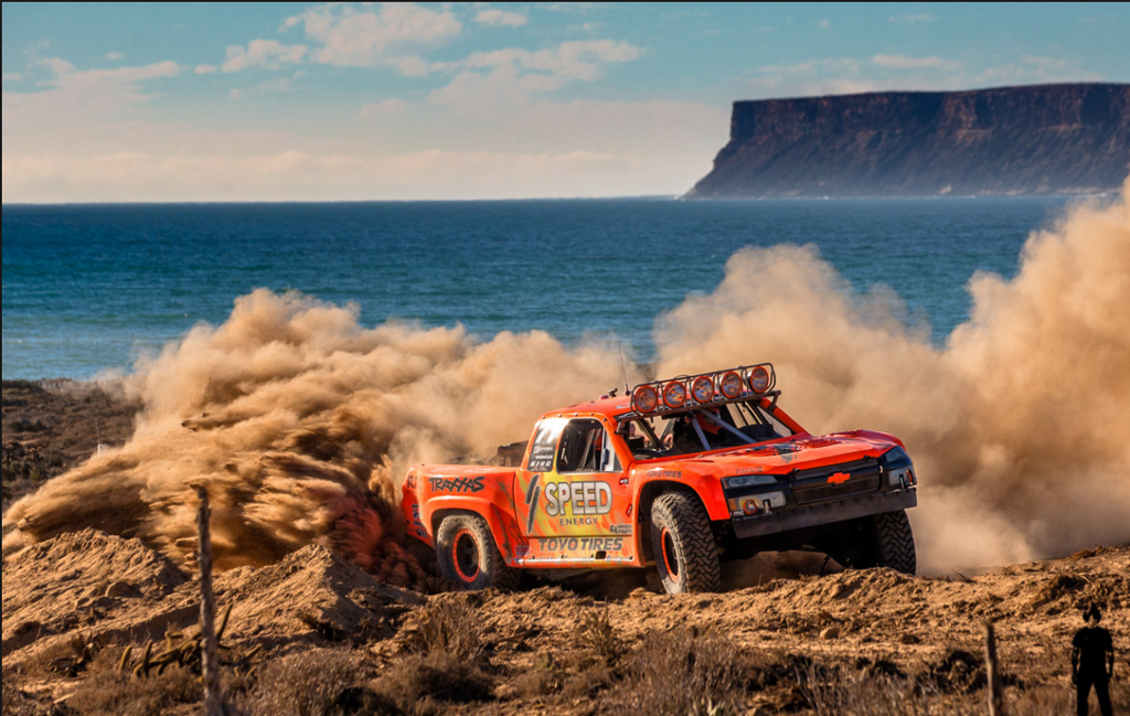 Ultimate Baja 1000 Giveaway with Robby Gordon and Todd Romano