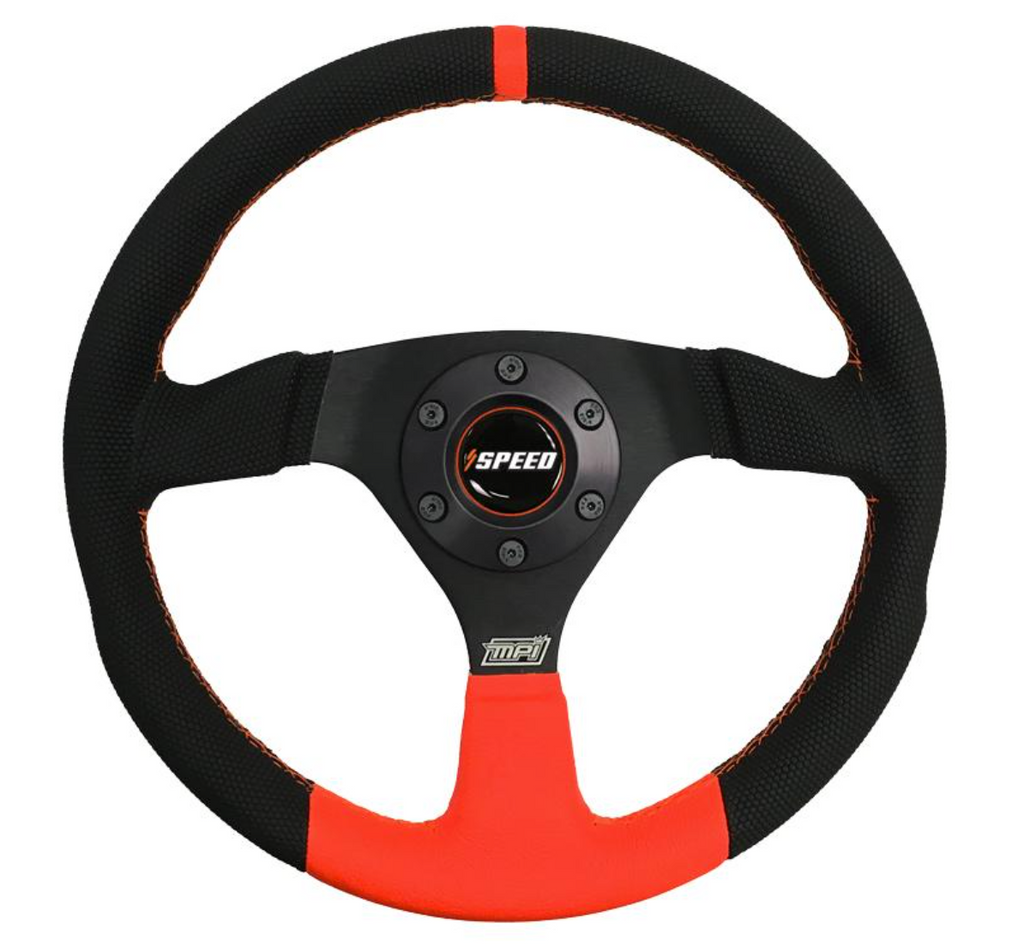 NEW Product Release: Speed F-13 HIGH-GRIP STEERING WHEEL