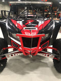 Speed WildCat XX and TRACKER XTR1000 Front Bumper and Winch Mount Combination