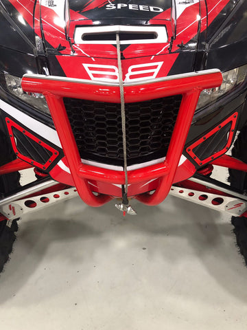 Speed WildCat XX Pre Runner Front Bumper and Winch Mount Combo