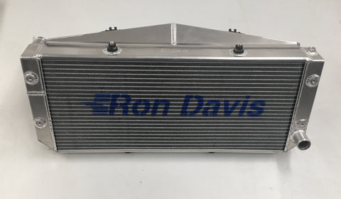 Ron Davis Wild Cat XX Radiator