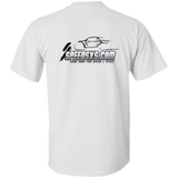 SPEED Youth's Short Sleeve T-Shirt (all-black Speed logo)