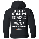 KEEP CALM Youth's Pullover Hoodie