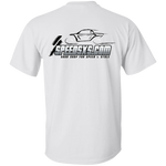 SPEED Short Sleeve T-Shirt (all-black Speed logo)