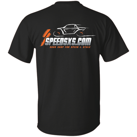 SPEED Short Sleeve T-Shirt