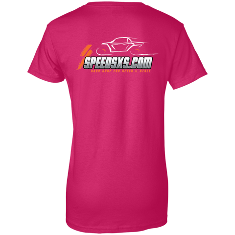 SPEED Womens' Short Sleeve T-Shirt