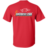 SPEED Mens' Short Sleeve T-Shirt