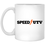 Speed UTV 11 oz. White Mug
