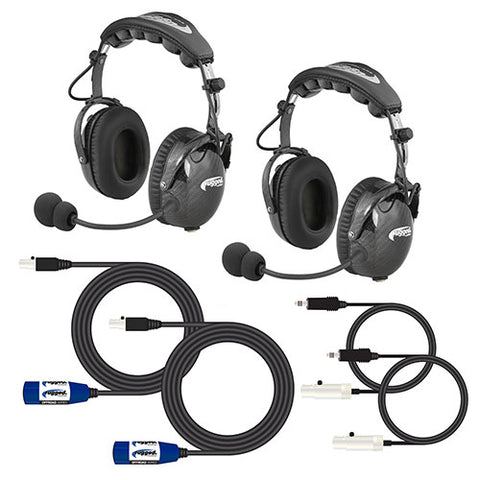AlphaBass Headset and Cable Expansion Kit