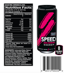 Speed energy drink unleaded nutrition facts