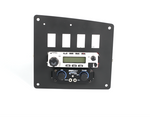 Speed Rugged Radio Mount: Fits Wildcat XX and Tracker XTR1000