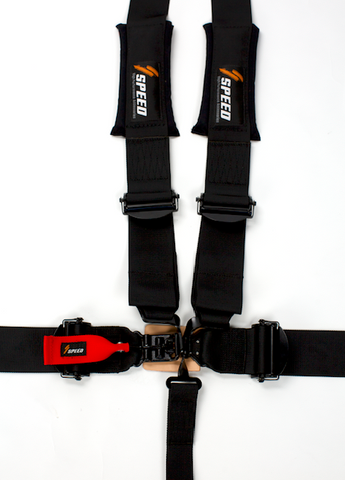 Speed FOUR-POINT SEAT BELT HARNESS 3in