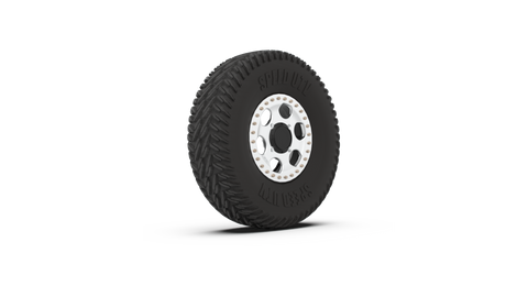 Speed UTV Wheel and Tire Package