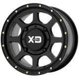 KMC ADDICT black Wheel