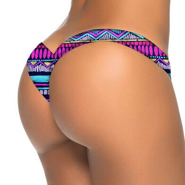 TOKITIND S-XL Sexy tiny brazilian bikini bottom female swimwear women G-string Briefs micro mini Thong Panties Underwear Tanga