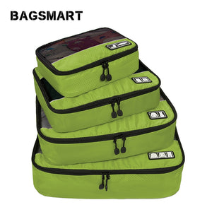 Luggage Packing Organizers Weekend Bag
