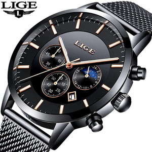Top Brand Luxury Men's Military Sports Watch