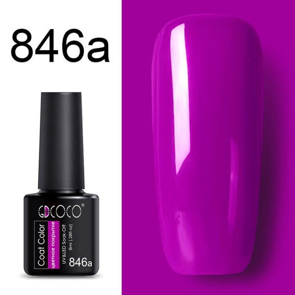 UV LED NAIL POLISH