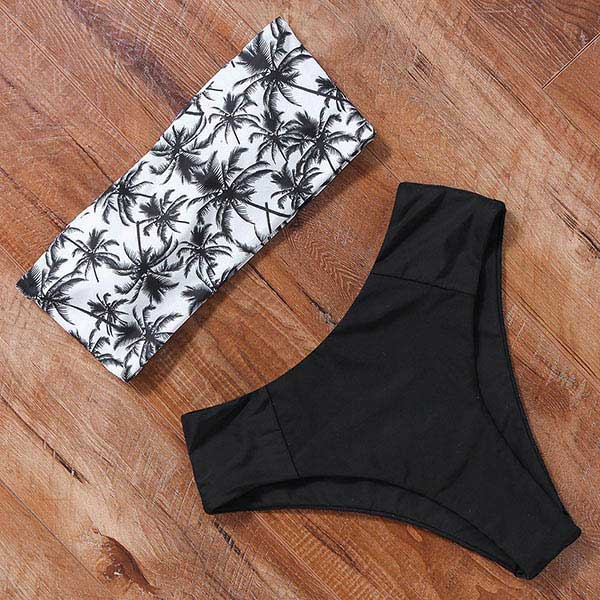 2019 High Waist Bikini Set