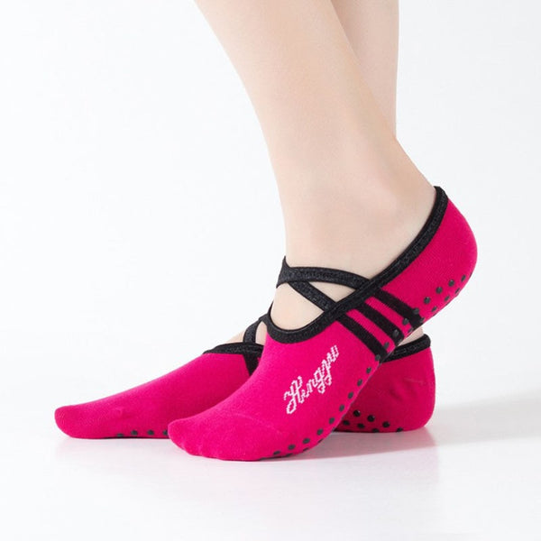 Yoga Round Socks For Women