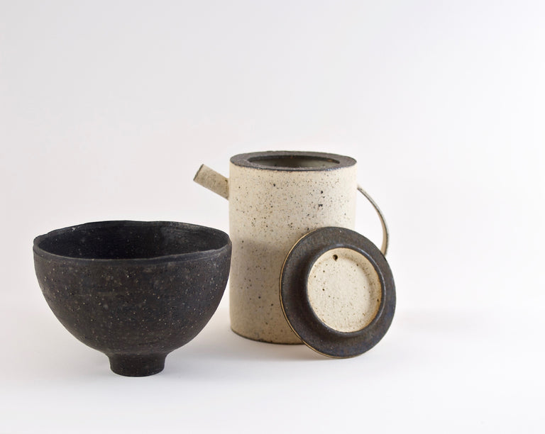Tea Bowl (one of a kind) - Takashi Endoh