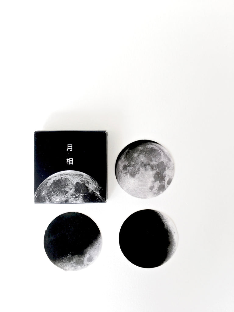 Sticker Box Moon