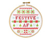 Festive AF Cross Stitch Kit - Case of 4