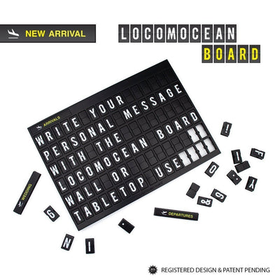 Locomocean Board - Case of 5
