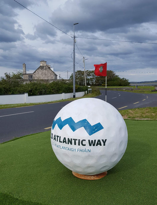 There's lots of excitement here as the Dubai Duty Free Irish Open comes to Co. Clare. We will be OPEN every day (July4th-7th) from 9.30am until 7.30pm. Hope to see you all 😎