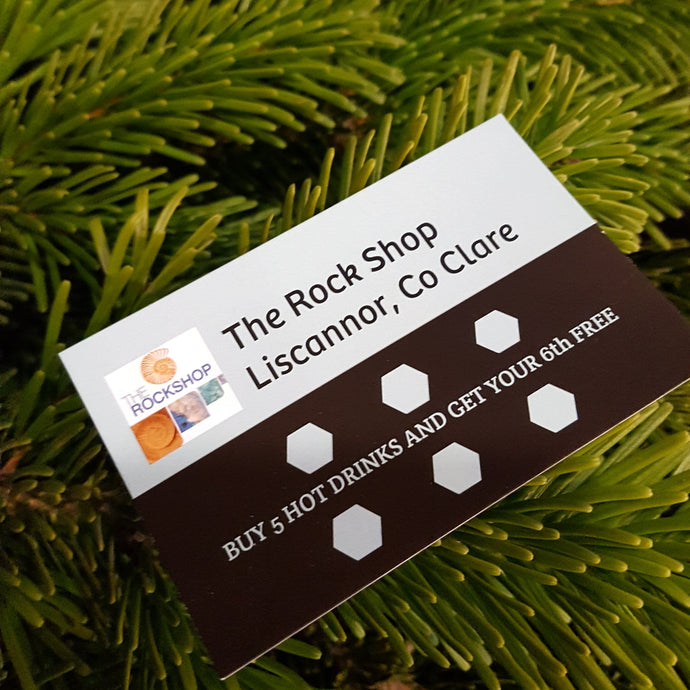 Introducing our loyalty cards