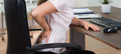 Sore Back? 5 Top Ergonomic Tips For Office Workers