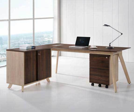 Desk and Storage Combos