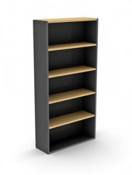 office bookcase 1800mm High
