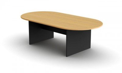 Proceed 2400 x 1200 Boardroom Table