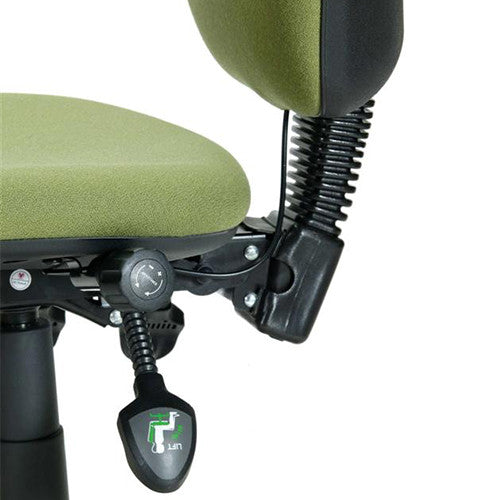 Dial Up Lumbar Adjuster