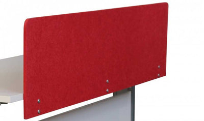 Desk Mounted Acoustic Panel Screen
