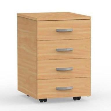 eko 4 drawer mobile