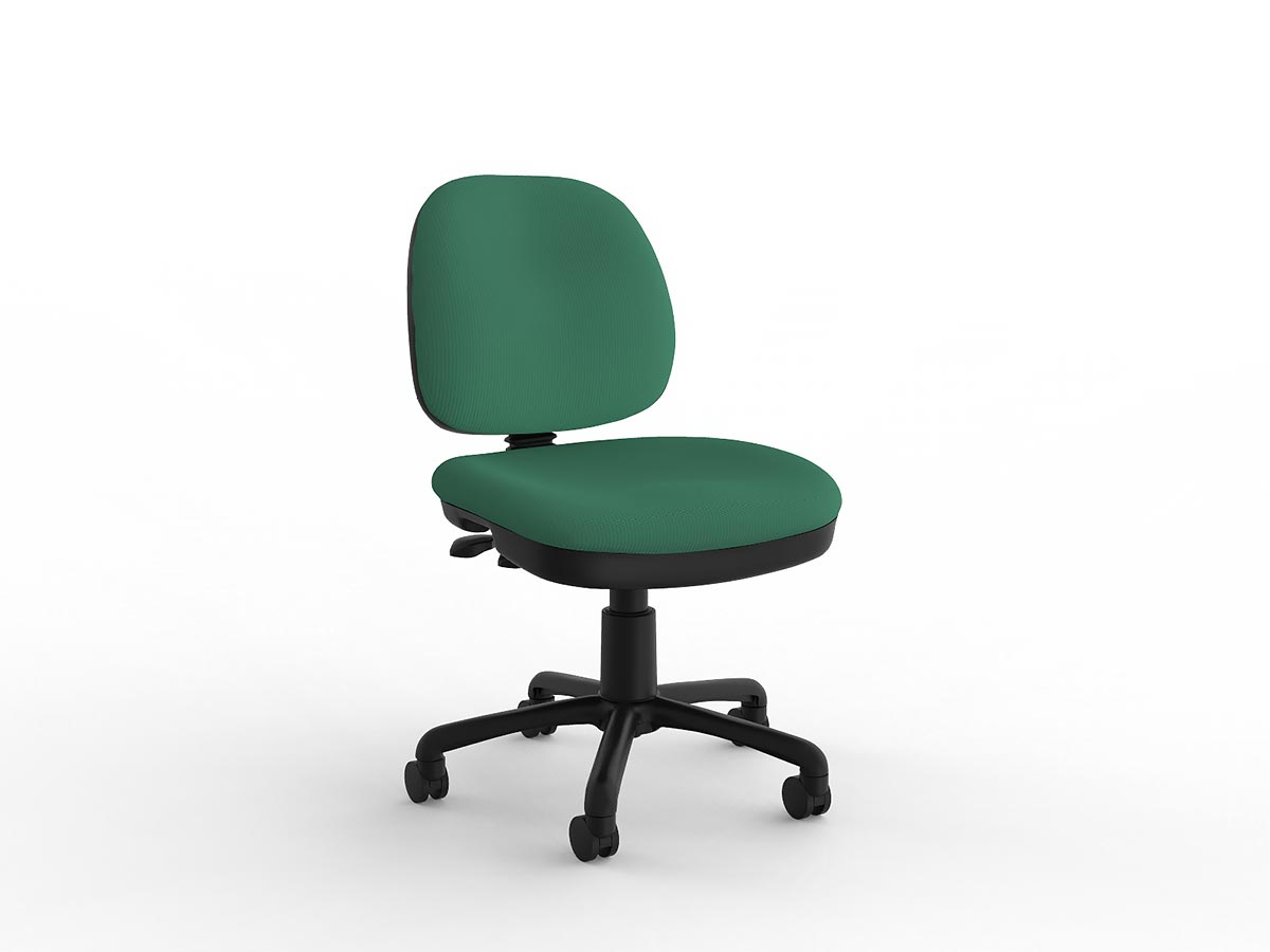 Fern Green Evo 2 Mid Back Office Chair