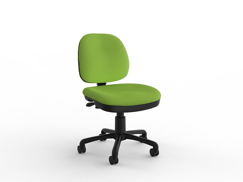 Lime Green Evo 2 Mid Back Office Chair
