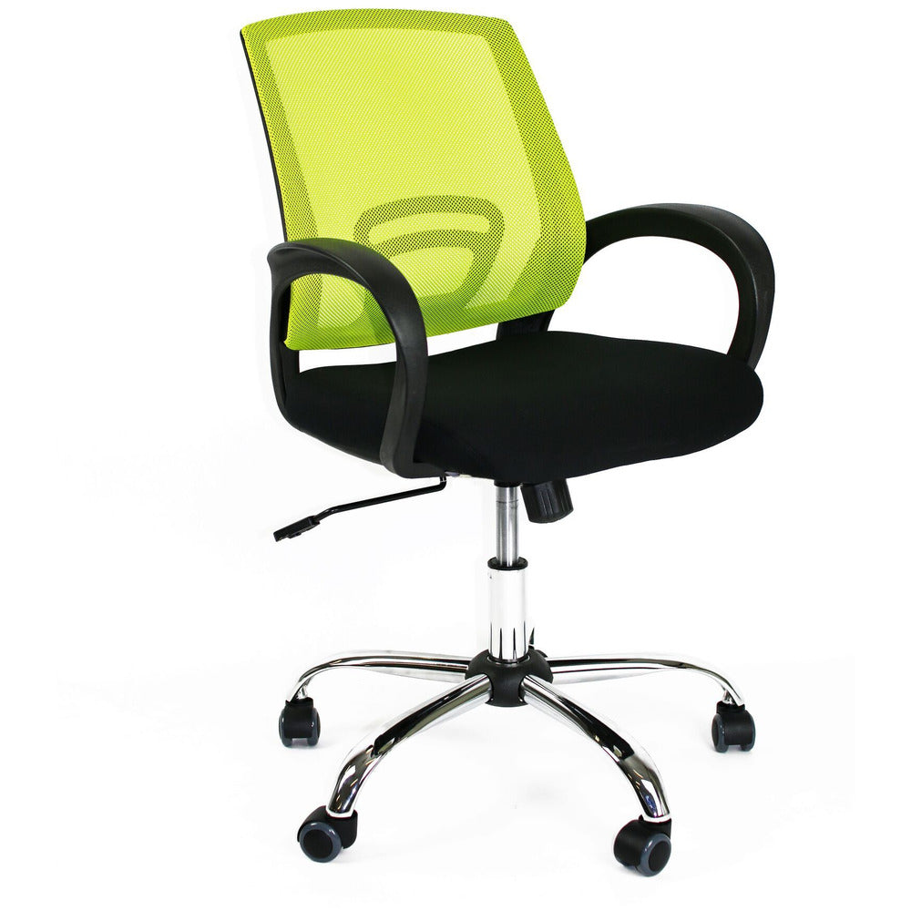Mesh Back chair Lime