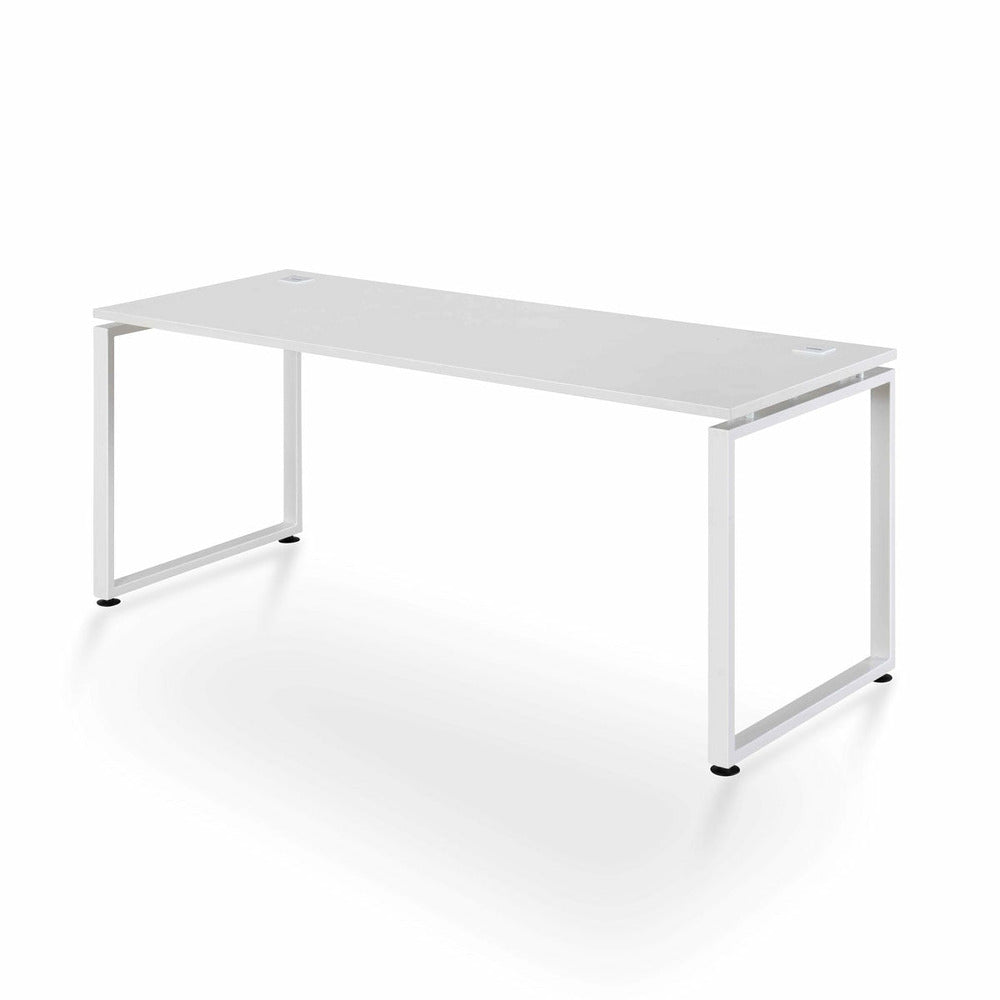 Ultimo Metal Frame Closed Leg Desk