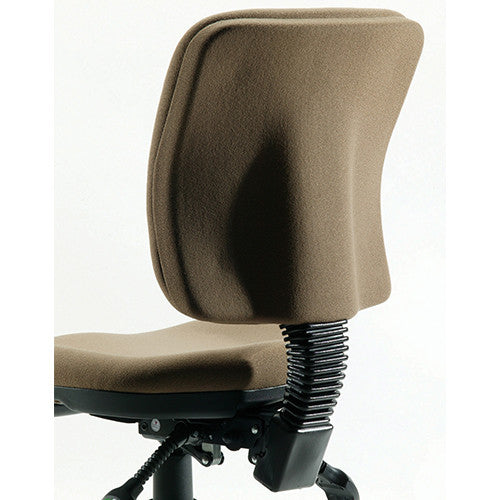 Office Chair Upholstered Outer Back